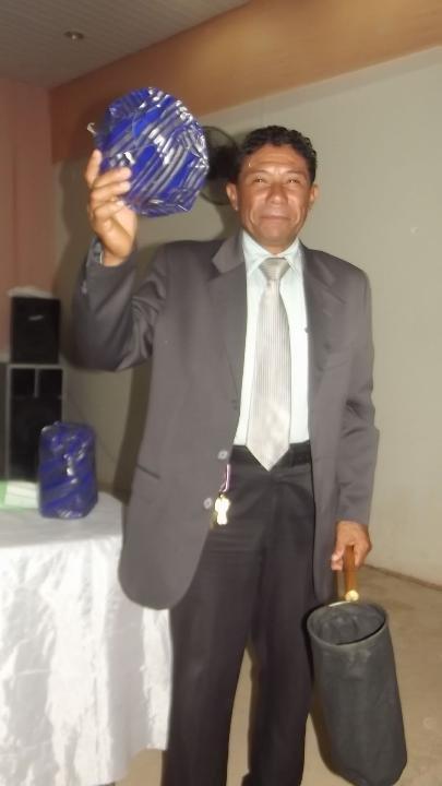 DSCF5361 Public Sorteio Dizimist ABRIL Rocha Da Bencao 2015