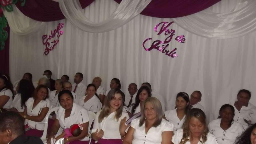 Festa Conjunto UNIFICADA OBREIROS (Voz De Júbilo) E Cículo De Oração (10)