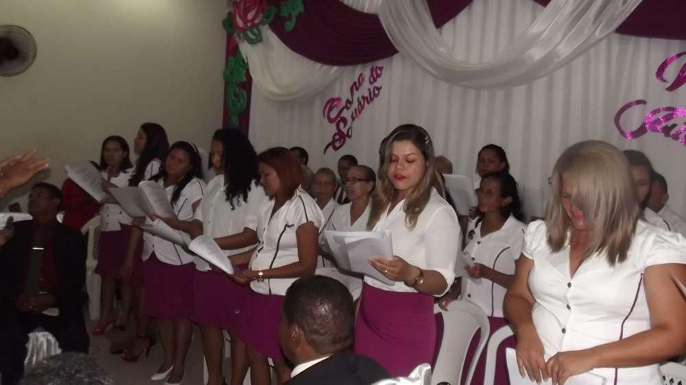 Festa Conjunto UNIFICADA OBREIROS (Voz De Júbilo) E Cículo De Oração (13)