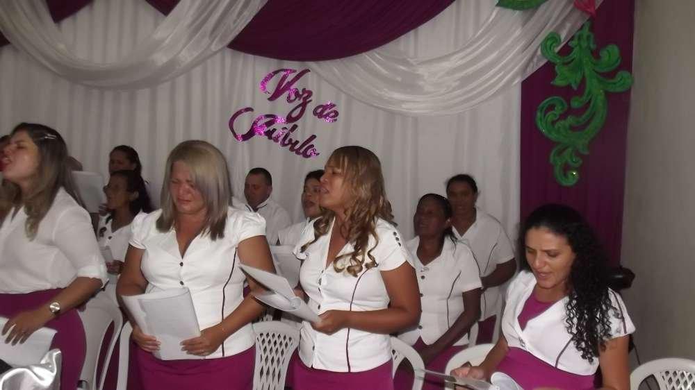 Festa Conjunto UNIFICADA OBREIROS (Voz De Júbilo) E Cículo De Oração (15)