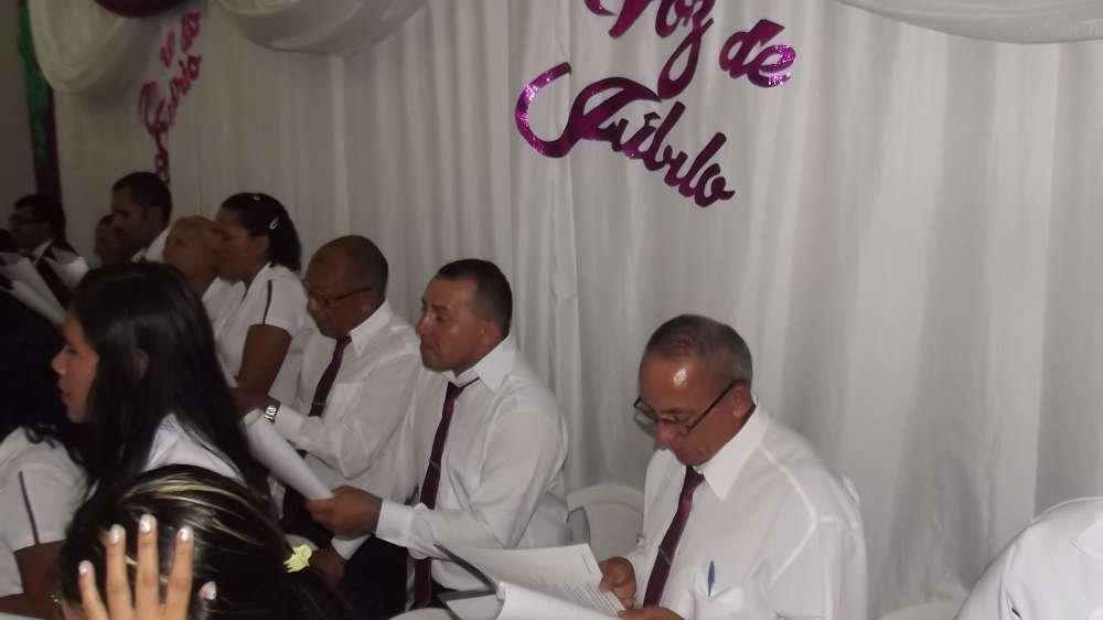Festa Conjunto UNIFICADA OBREIROS (Voz De Júbilo) E Cículo De Oração (17)