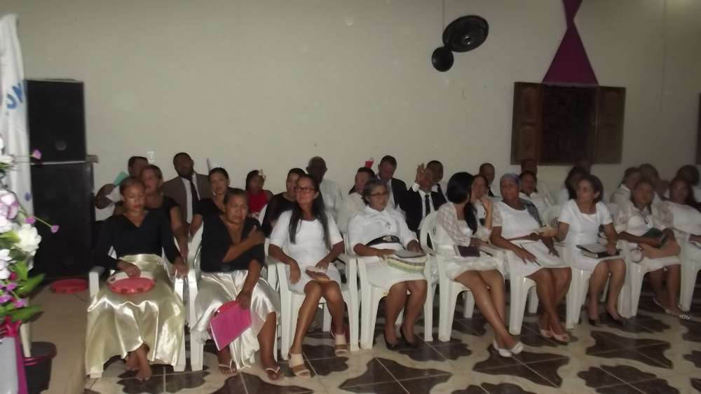 Festa Conjunto UNIFICADA OBREIROS (Voz De Júbilo) E Cículo De Oração (1)