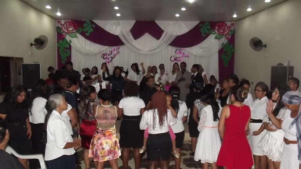 Festa Conjunto UNIFICADA OBREIROS (Voz De Júbilo) E Cículo De Oração (24)