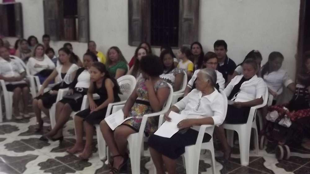 Festa Conjunto UNIFICADA OBREIROS (Voz De Júbilo) E Cículo De Oração (3)
