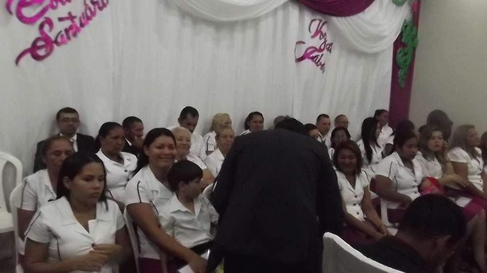 Festa Conjunto UNIFICADA OBREIROS (Voz De Júbilo) E Cículo De Oração (5)