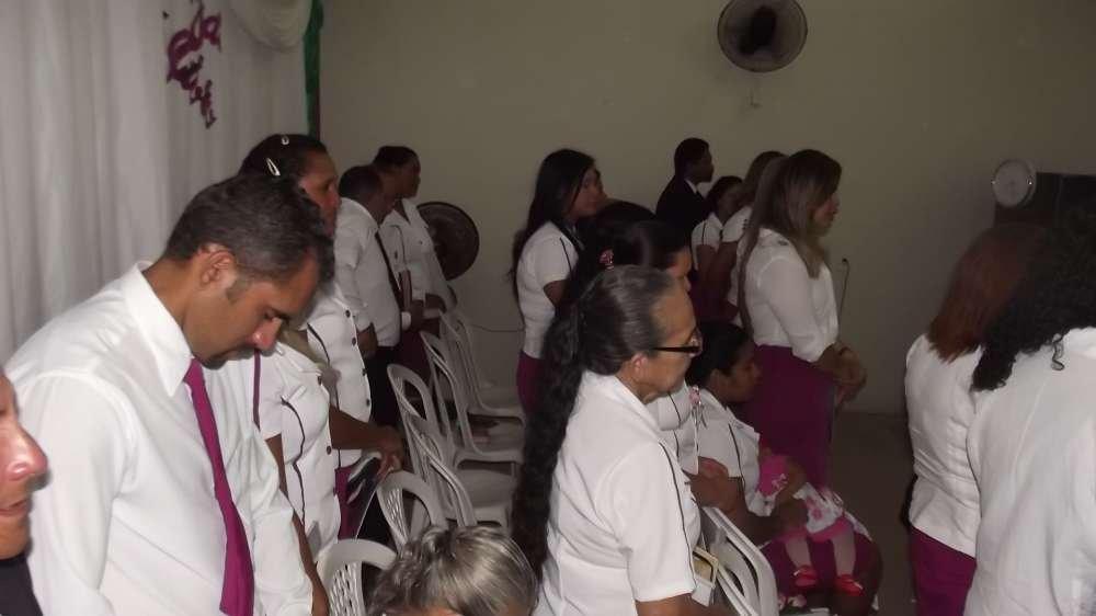 Festa Conjunto UNIFICADA OBREIROS (Voz De Júbilo) E Cículo De Oração (7)