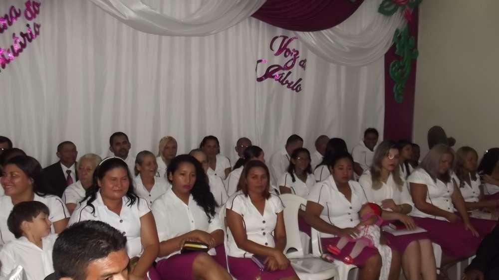 Festa Conjunto UNIFICADA OBREIROS (Voz De Júbilo) E Cículo De Oração (8)