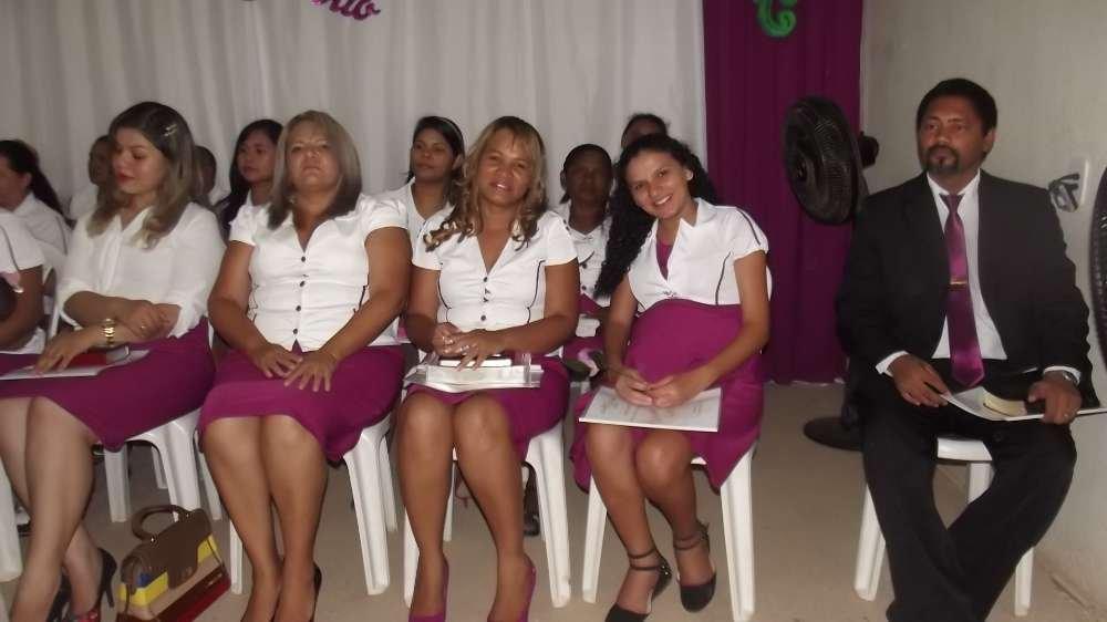 Festa Conjunto UNIFICADA OBREIROS (Voz De Júbilo) E Cículo De Oração (9)